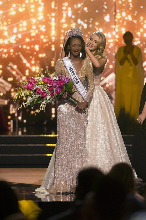 APTOPIX Miss USA