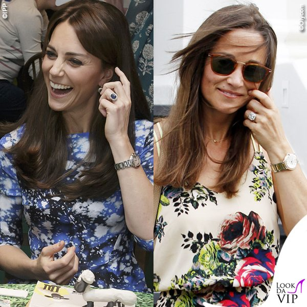 Kate-e-Pippa-Middleton-anello-di-fidanzamento-orologio-Cartier-Ballon-Bleu
