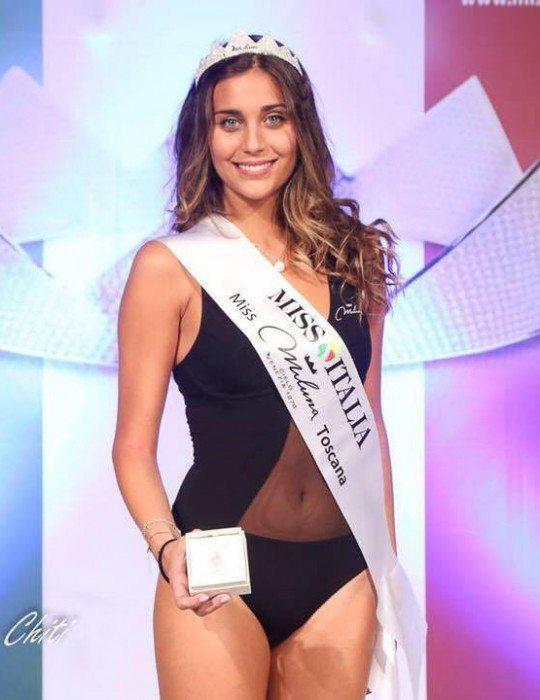 Eletta Miss Italia 2016: è la toscana Rachele Risaliti
